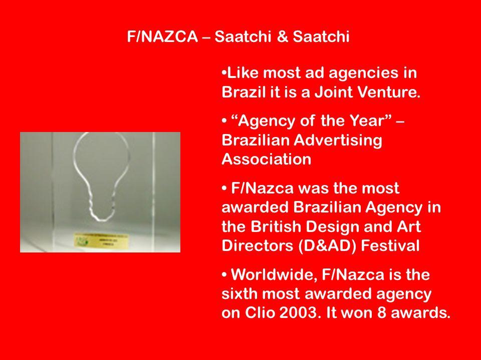 F/NAZCA – Saatchi & Saatchi