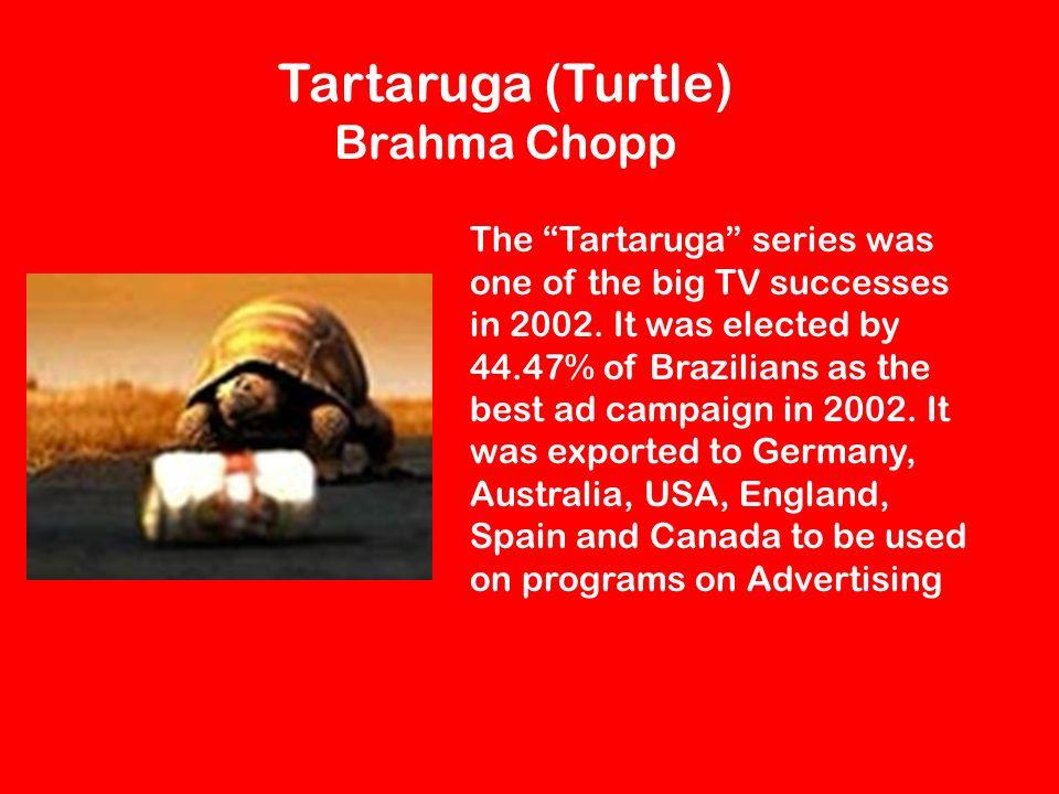 Tartaruga (Turtle) Brahma Chopp