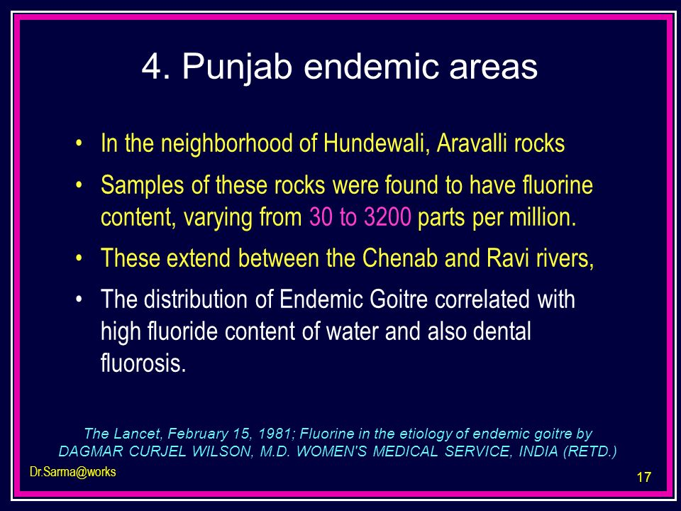 4. Punjab endemic areasIn the neighborhood of Hundewali, Aravalli rocks.