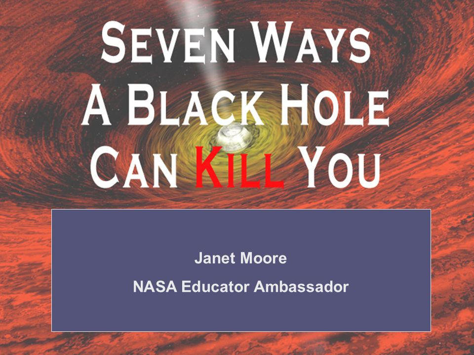 NASA Educator Ambassador