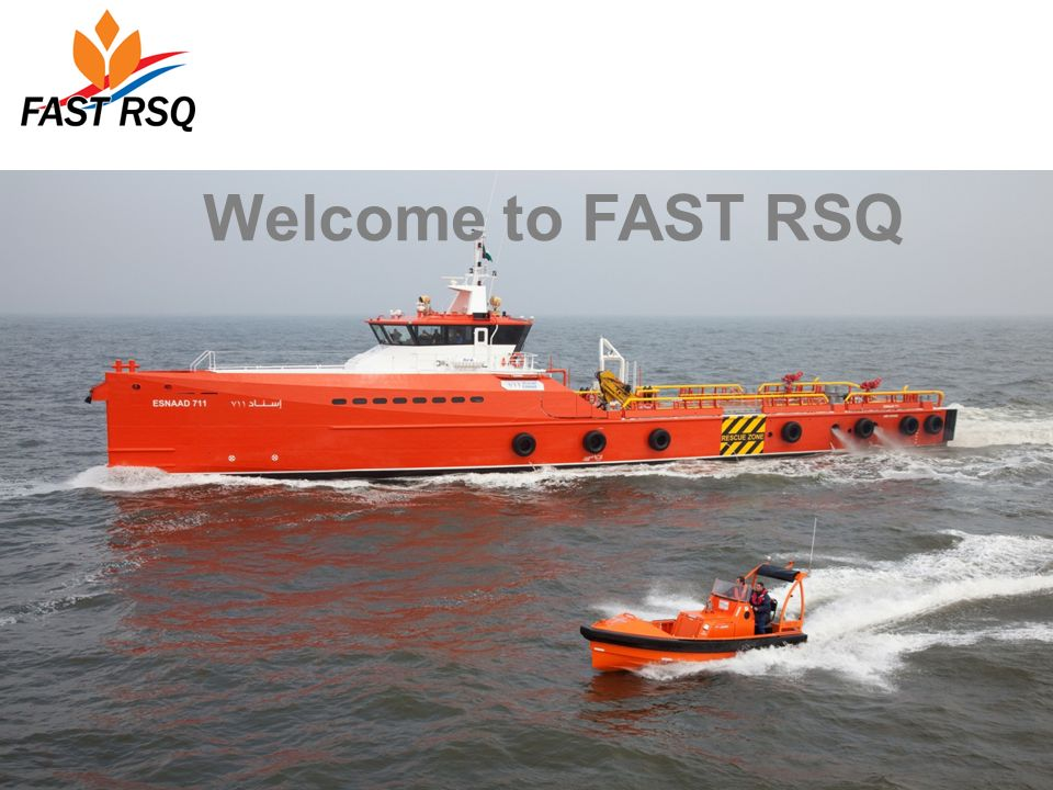 Welcome to FAST RSQ 29,06. 2011