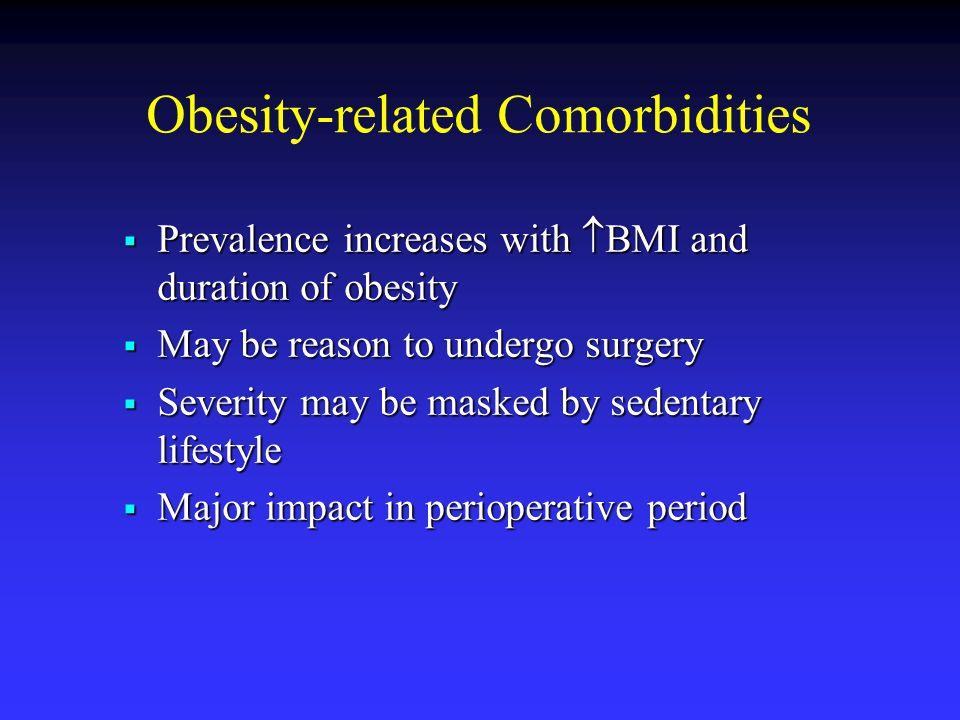 Obesity-related Comorbidities