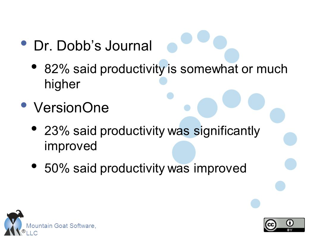 Dr. Dobb's Journal VersionOne