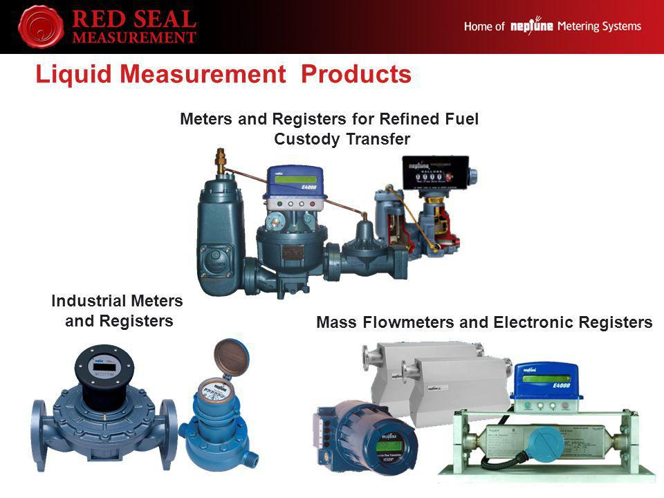 Liquid Measurement Products