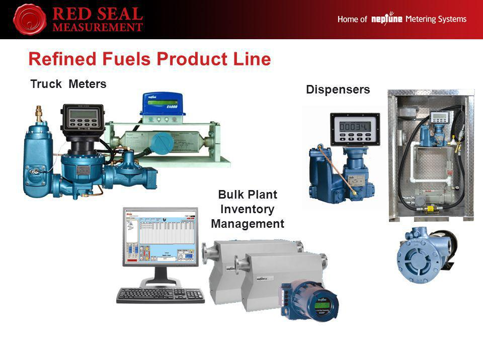 Refined Fuels Product Line