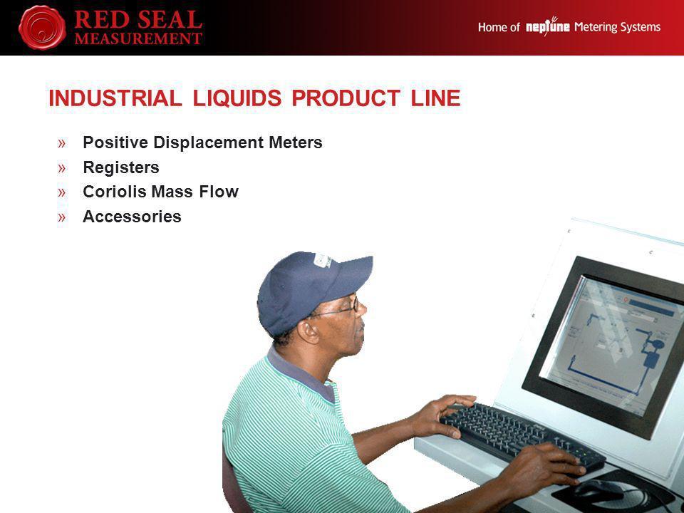 Industrial Liquids Product Line