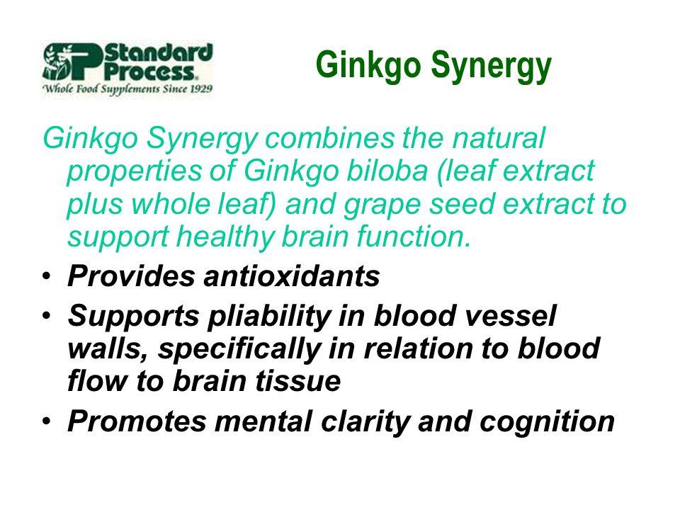 Ginkgo Synergy