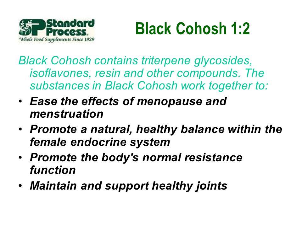 Black Cohosh 1:2