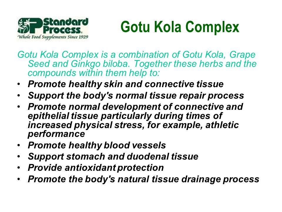 Gotu Kola Complex