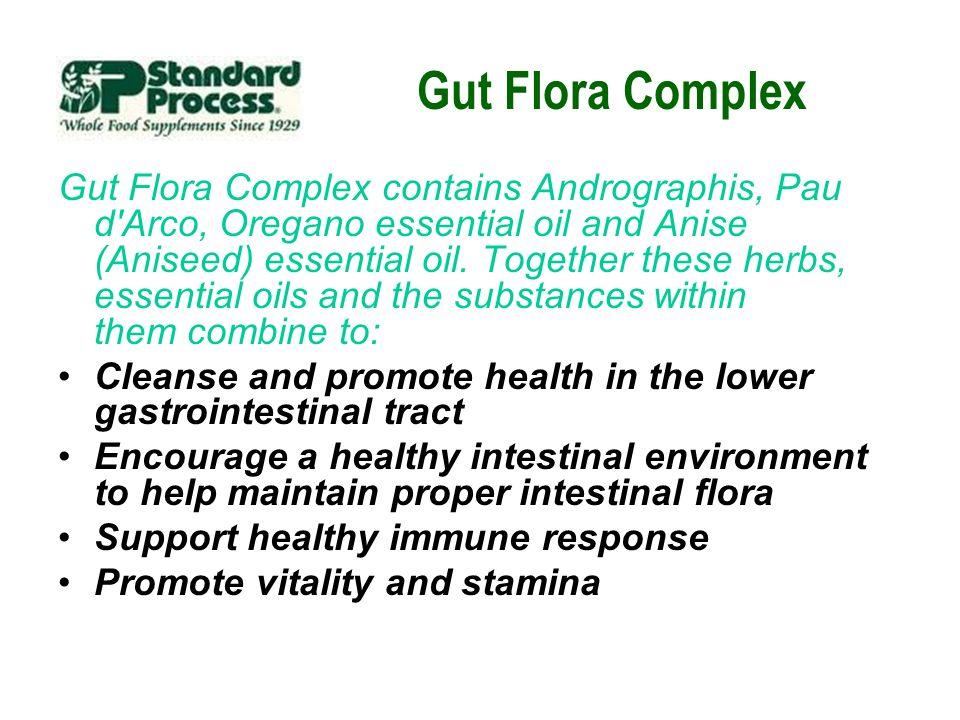 Gut Flora Complex