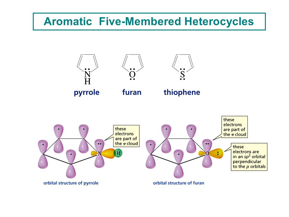 Aromatic Five-Membered Heterocycles