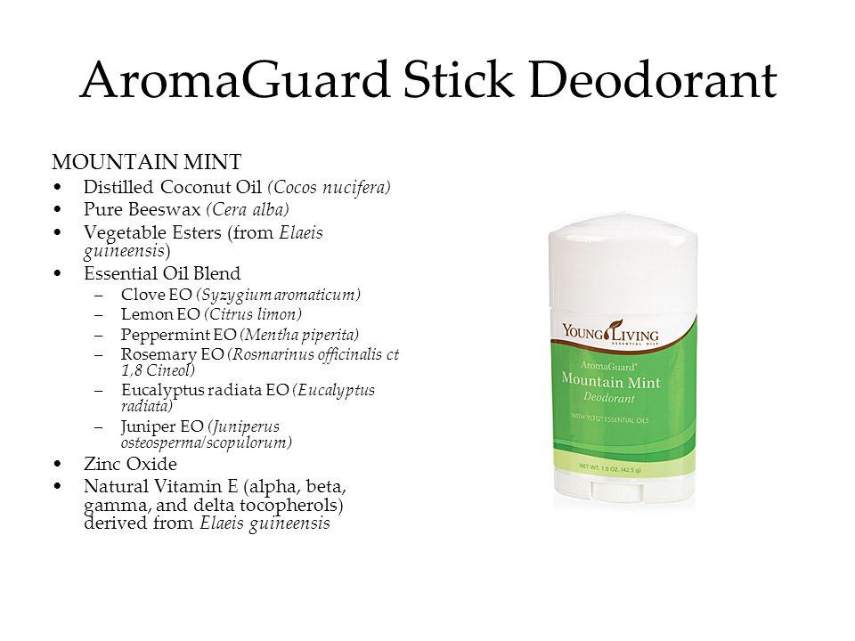 AromaGuard Stick Deodorant