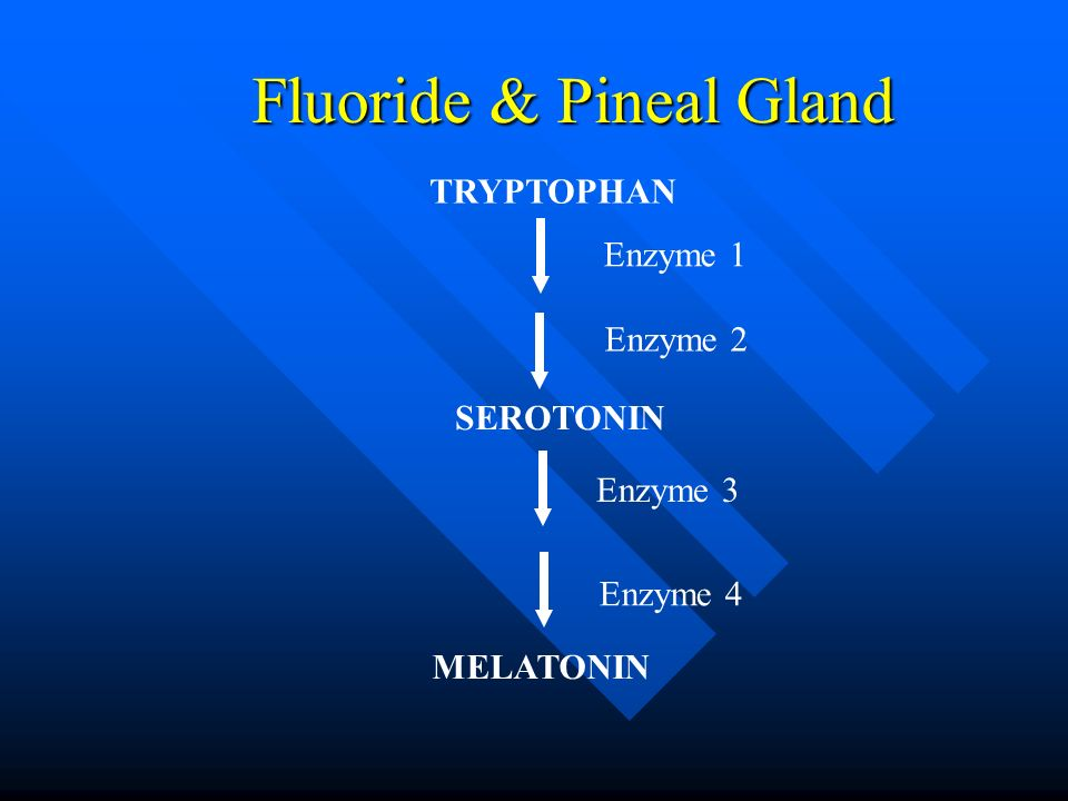 Fluoride & Pineal Gland