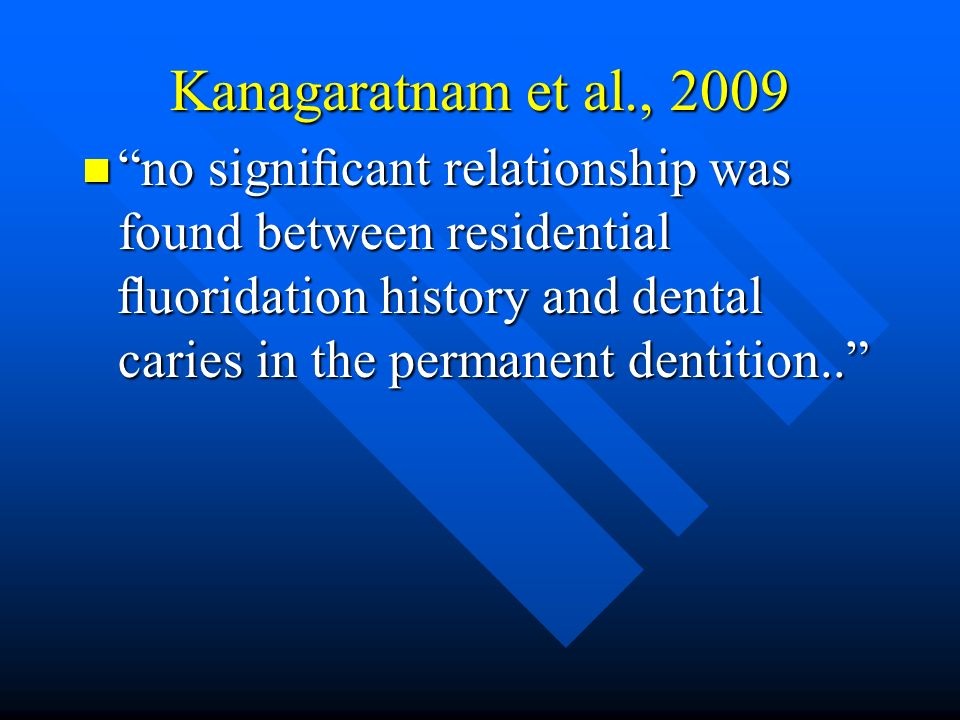 Kanagaratnam et al., 2009