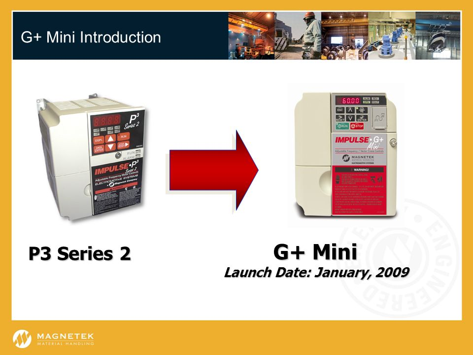 G+ Mini Launch Date: January, 2009