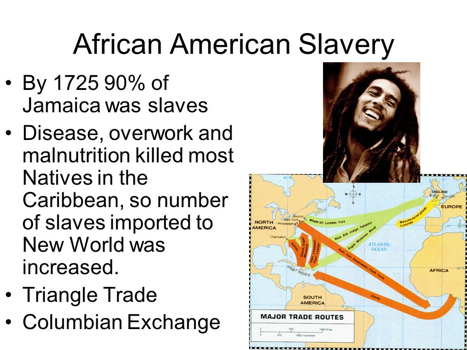 African American Slavery