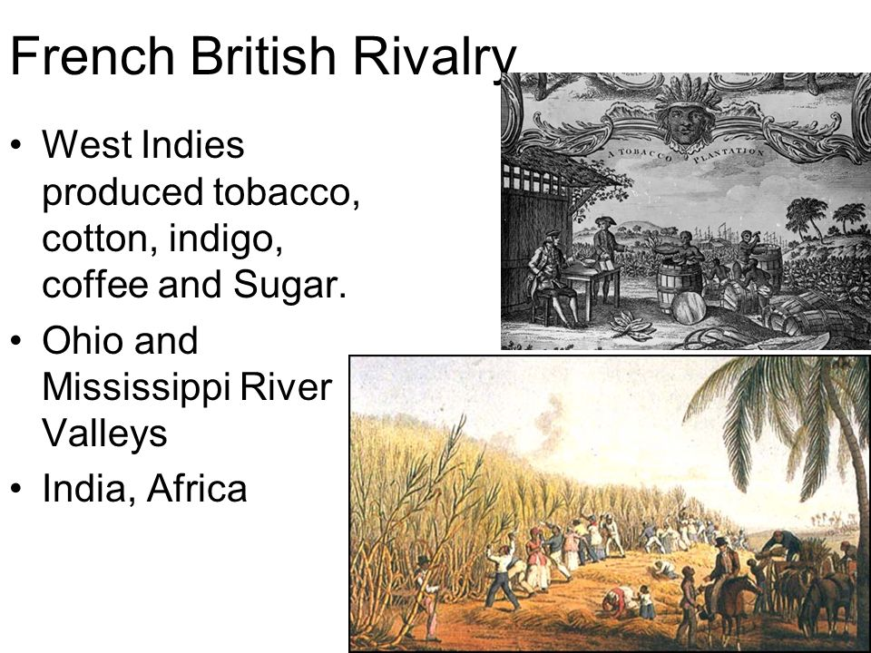 French British Rivalry