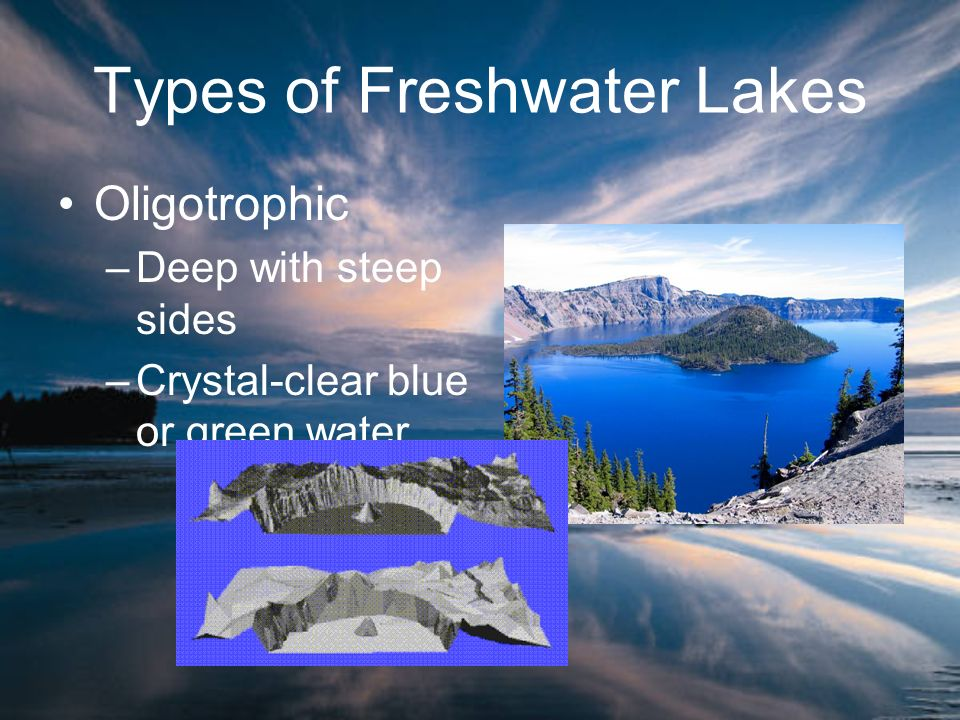 Types of Freshwater Lakes