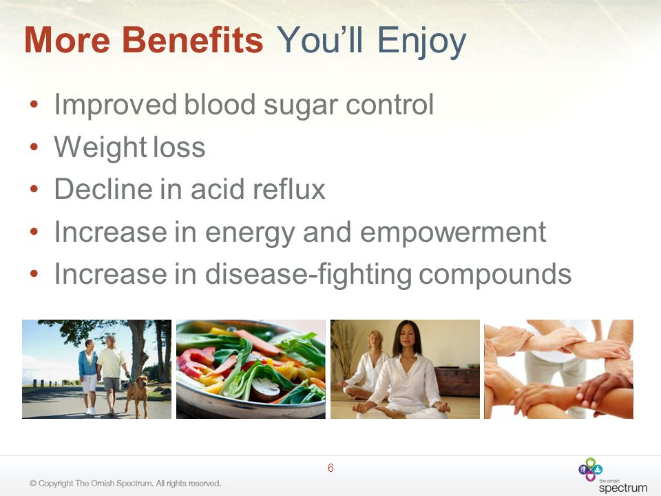 More Benefits You'll Enjoy