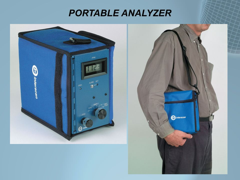 PORTABLE ANALYZER