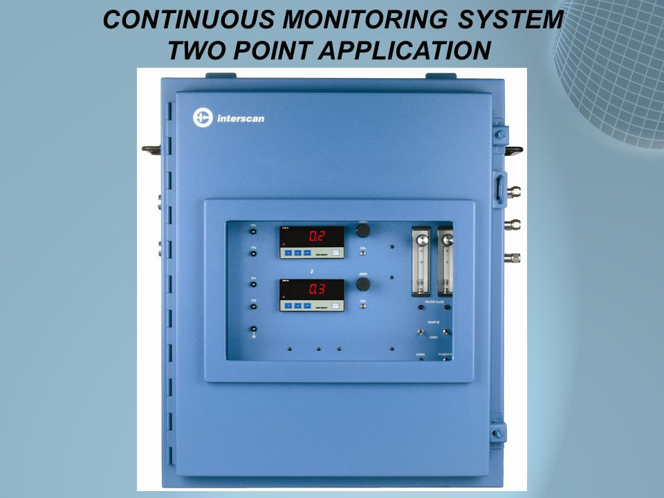 CONTINUOUS MONITORING SYSTEM