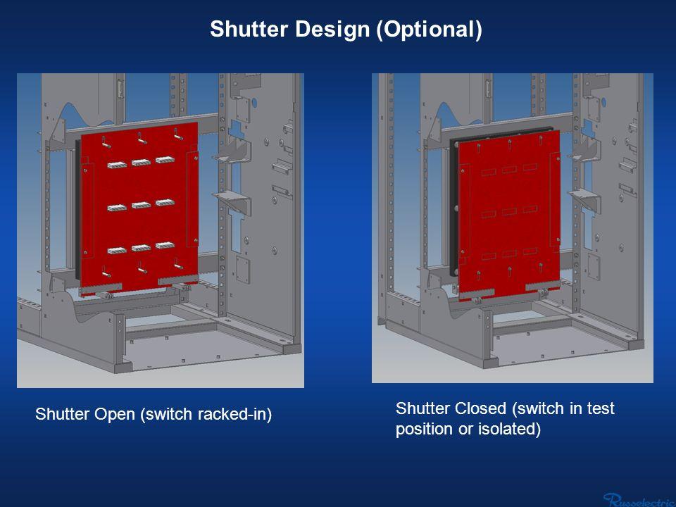 Shutter Design (Optional)