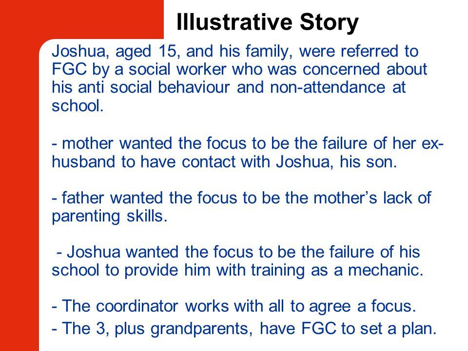 Illustrative Story