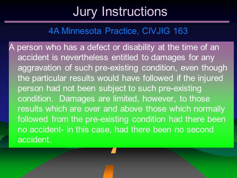 4A Minnesota Practice, CIVJIG 163