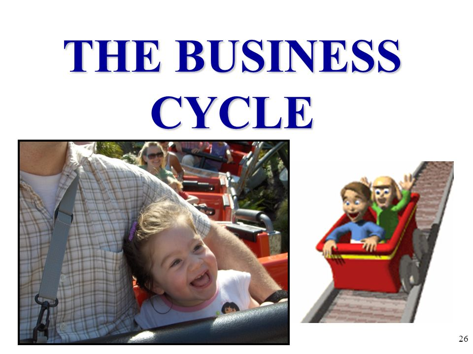 THE BUSINESS CYCLE 26