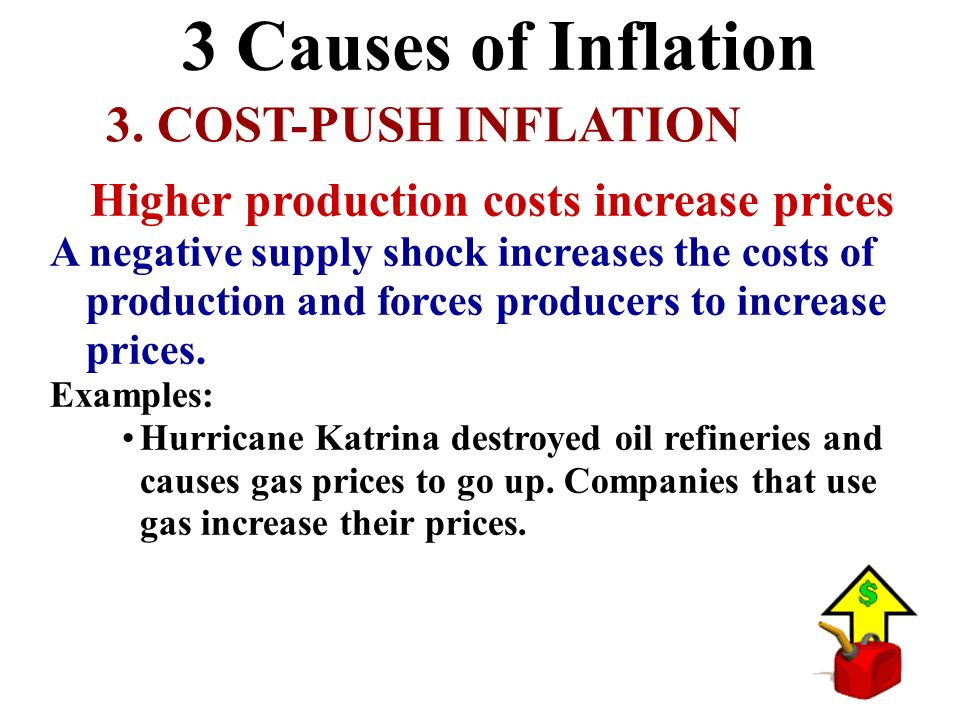 Higher production costs increase prices