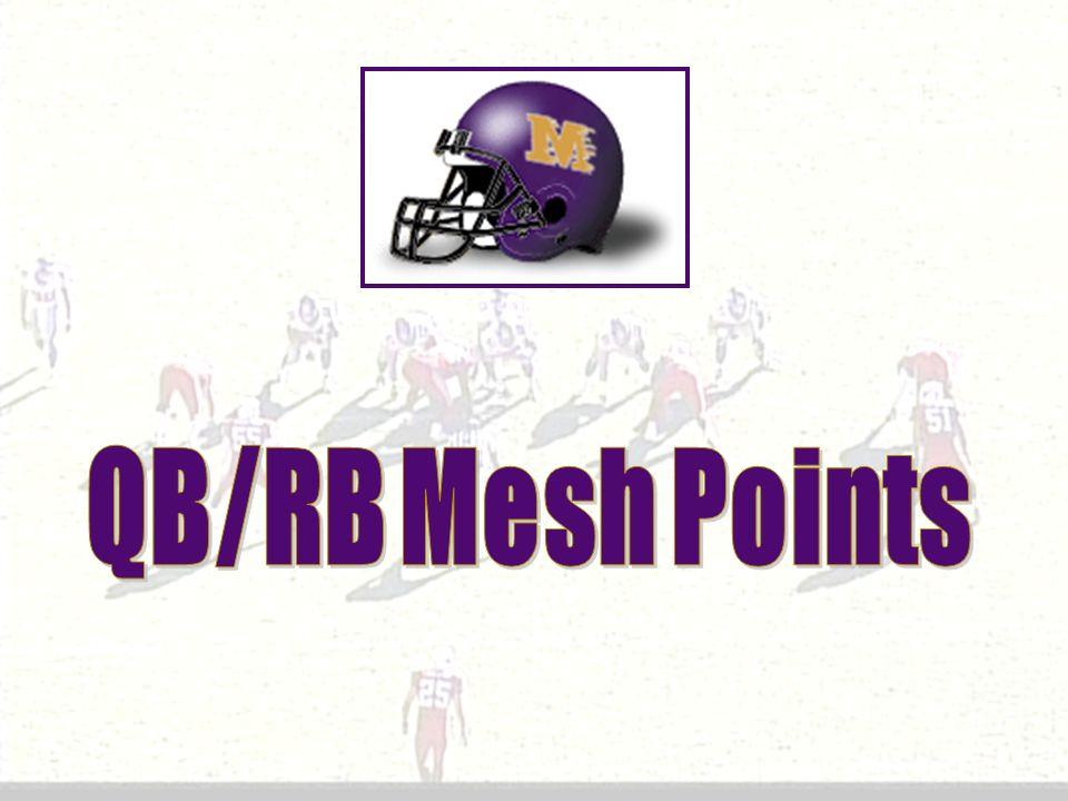 QB/RB Mesh Points