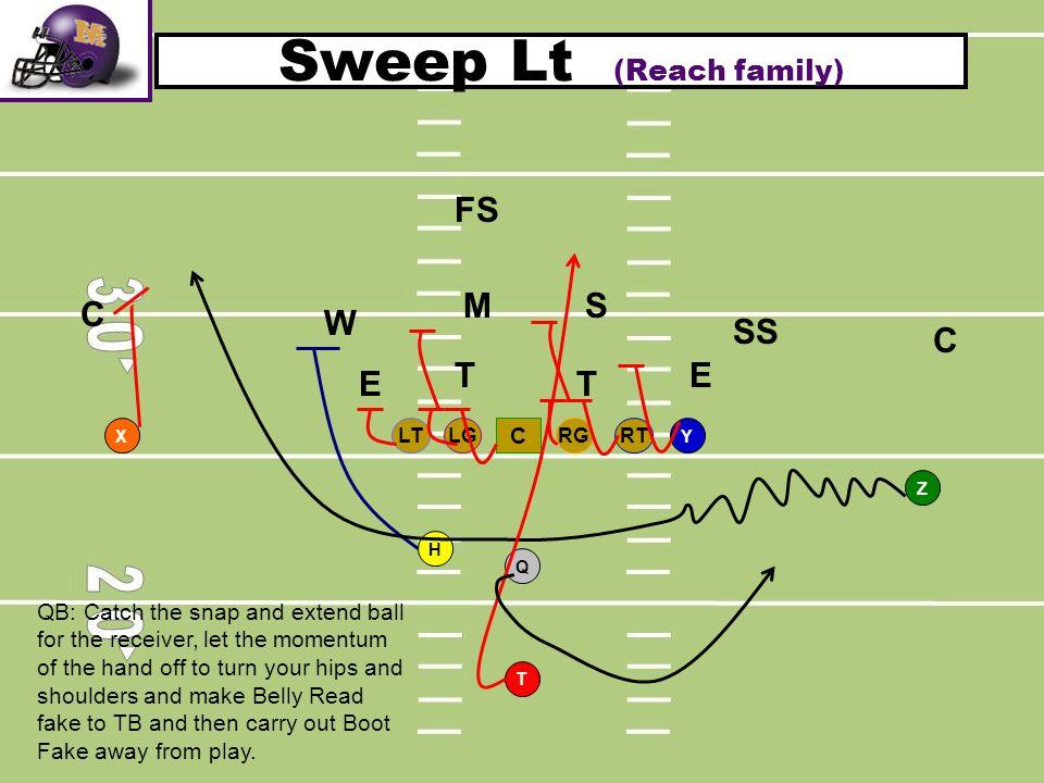 Sweep Lt (Reach family)