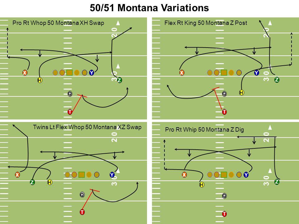 50/51 Montana Variations 3 0. 2 0. 3 0. 2 0. Pro Rt Whop 50 Montana XH Swap. Flex Rt King 50 Montana Z Post.