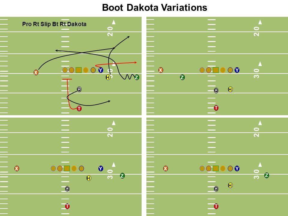 Boot Dakota Variations