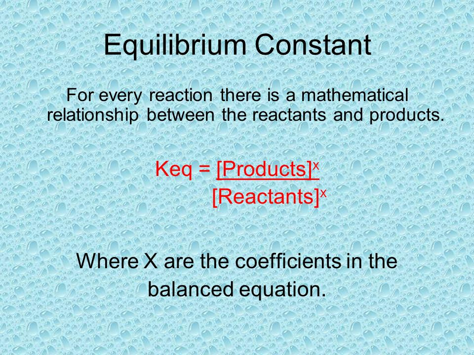 Where X are the coefficients in the