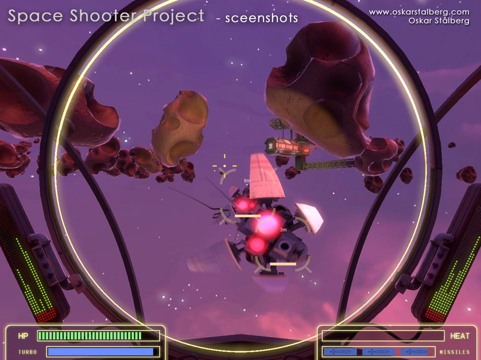 Space shooter Space shooter was perfect case