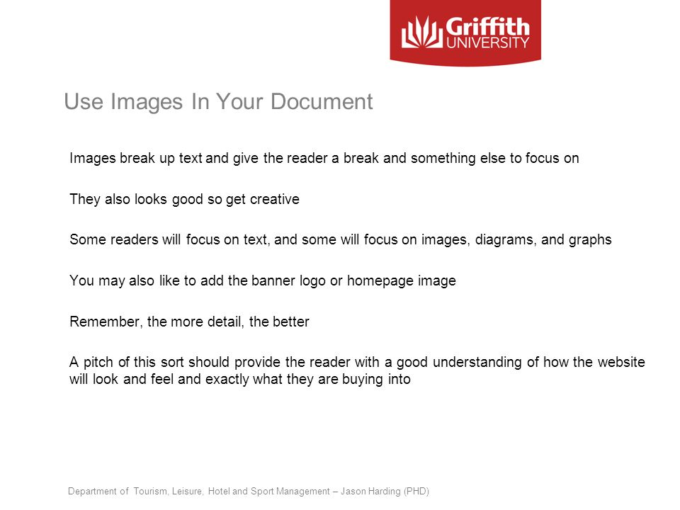 Use Images In Your Document