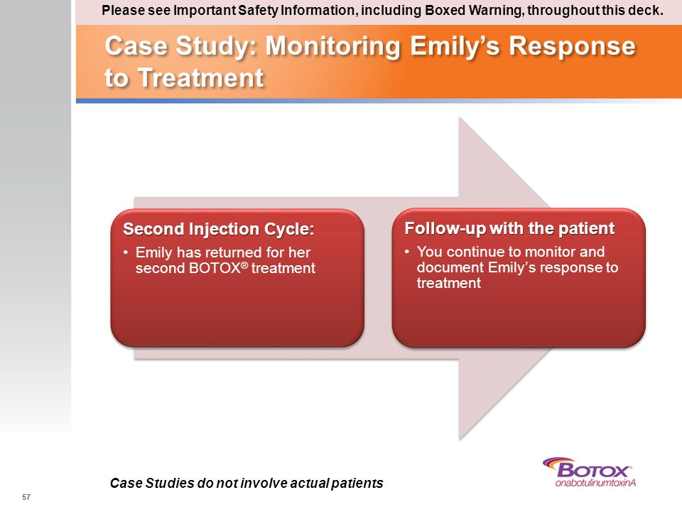 Case Study: Monitoring Emily's Response to Treatment
