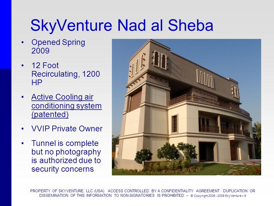 SkyVenture Nad al Sheba