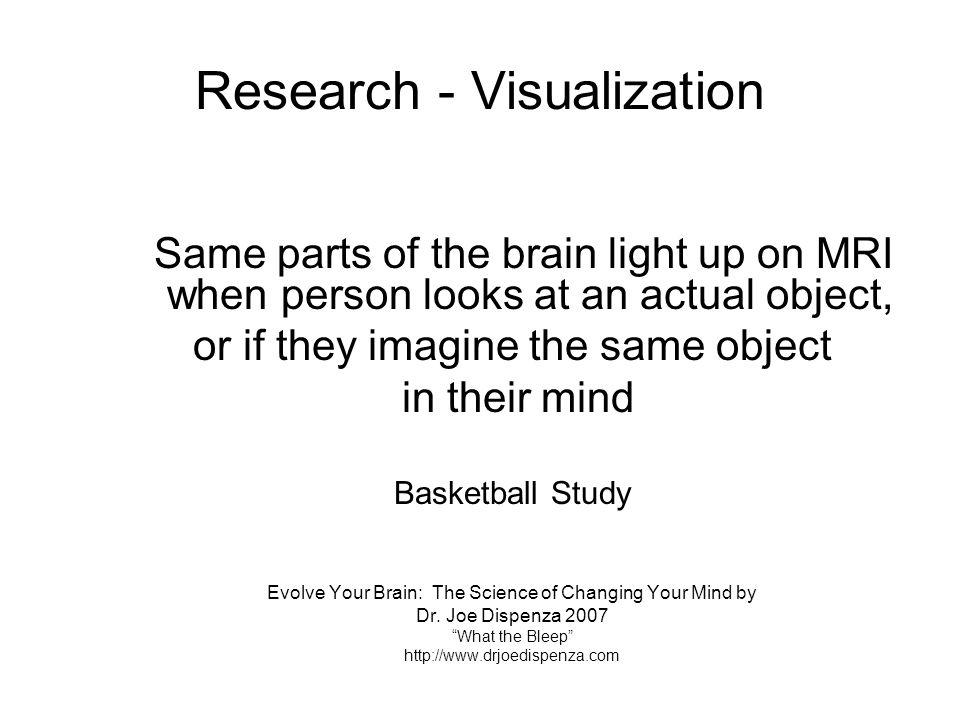 Research - Visualization