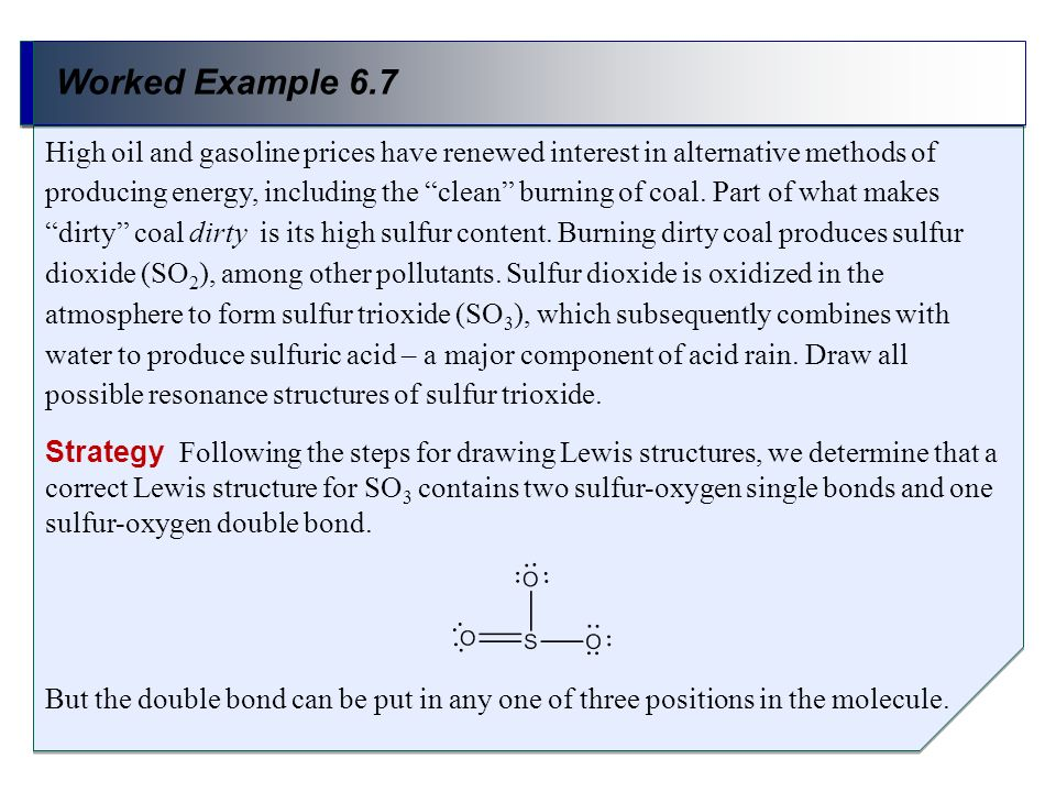 Worked Example 6.7
