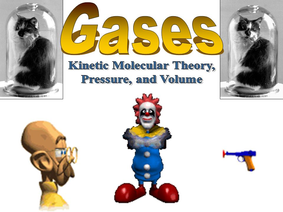 Kinetic Molecular Theory,