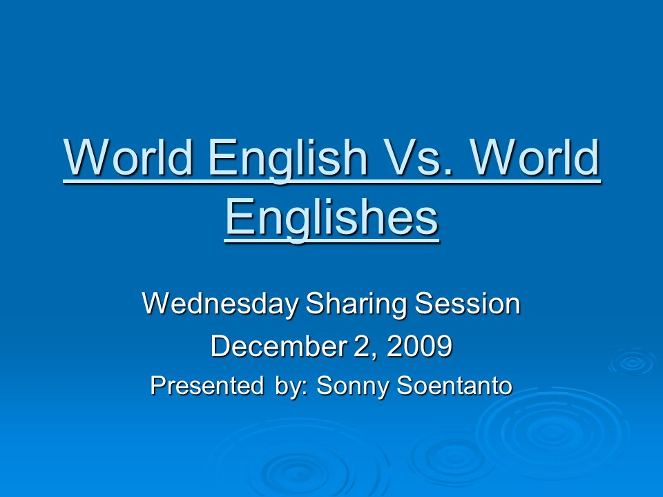 english in the world today Latest world news, international news, world video, international video on fox news.