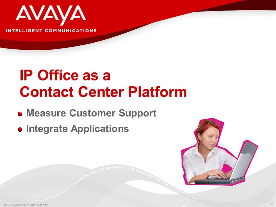 IP Office as a Contact Center Platform