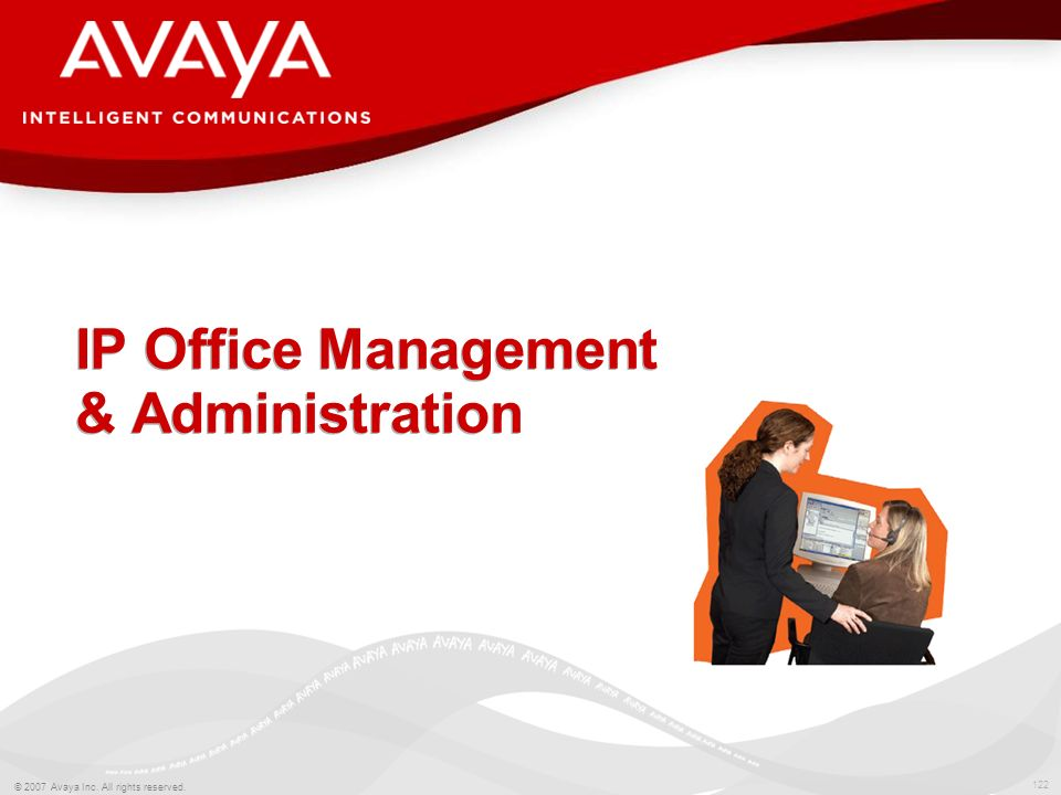 IP Office Management & Administration