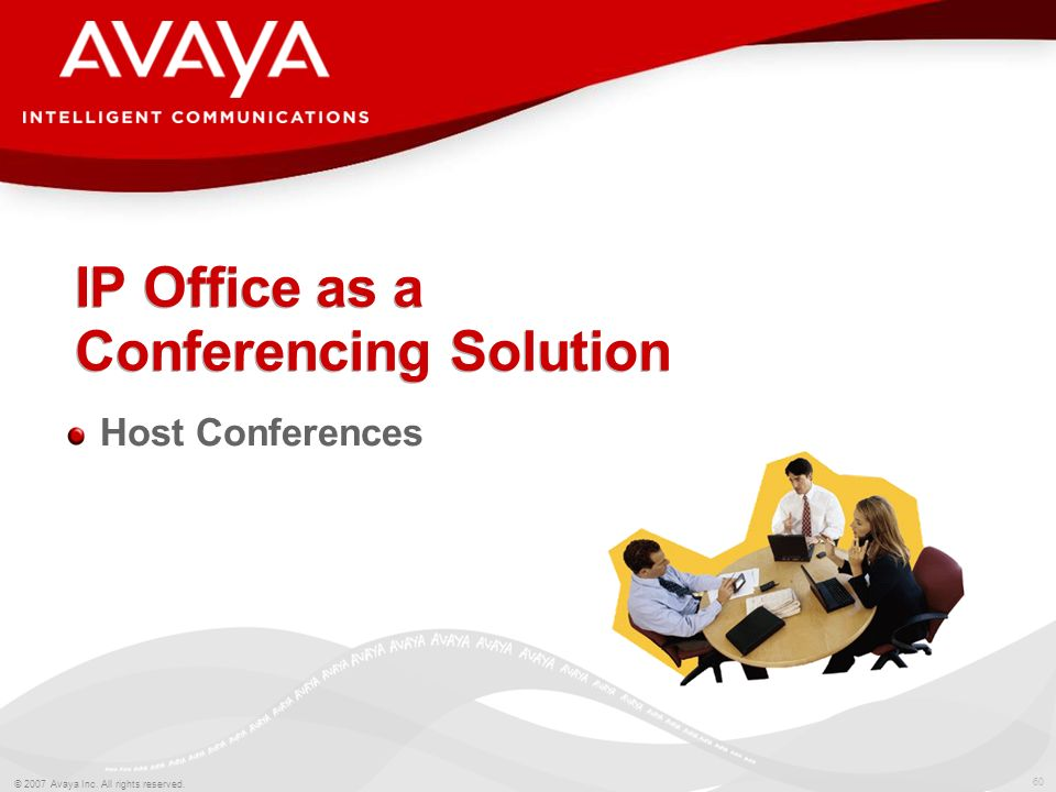 IP Office as a Conferencing Solution