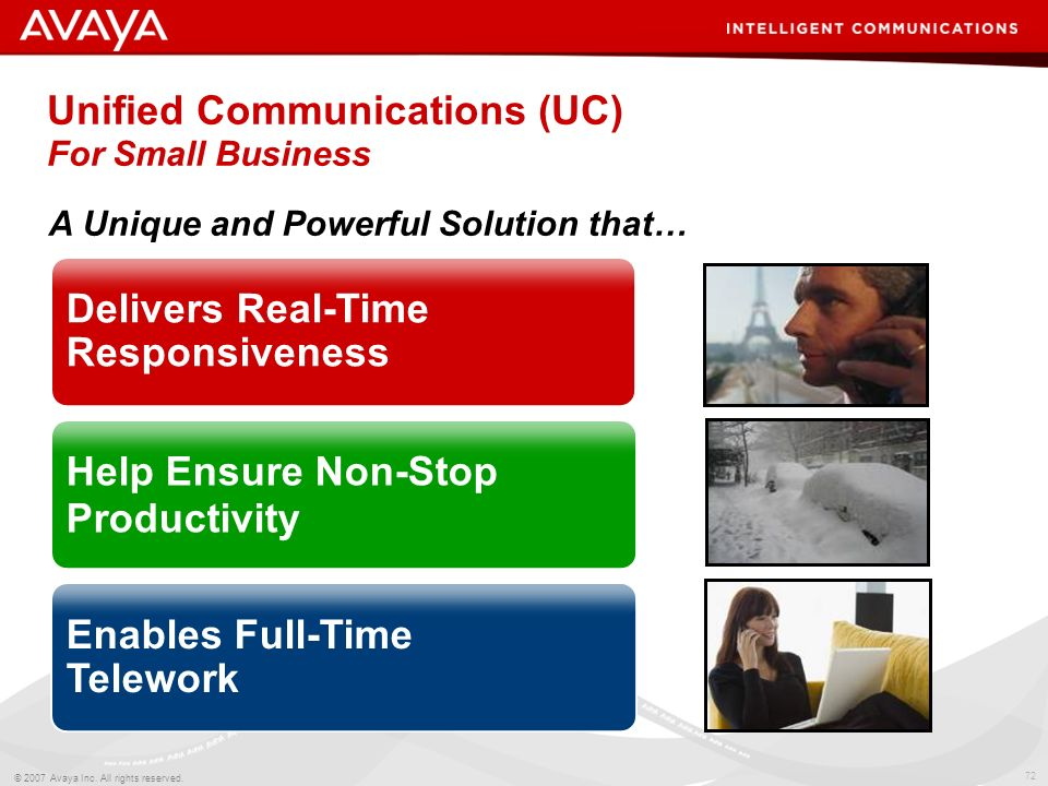 Unified Communications (UC) For Small Business