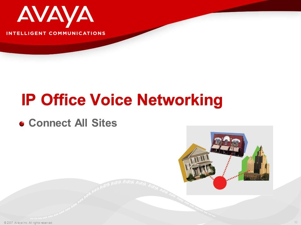IP Office Voice Networking