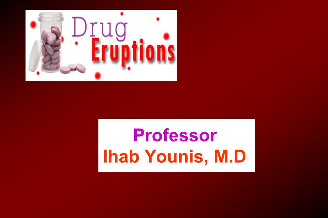 Professor Ihab Younis, M.D.