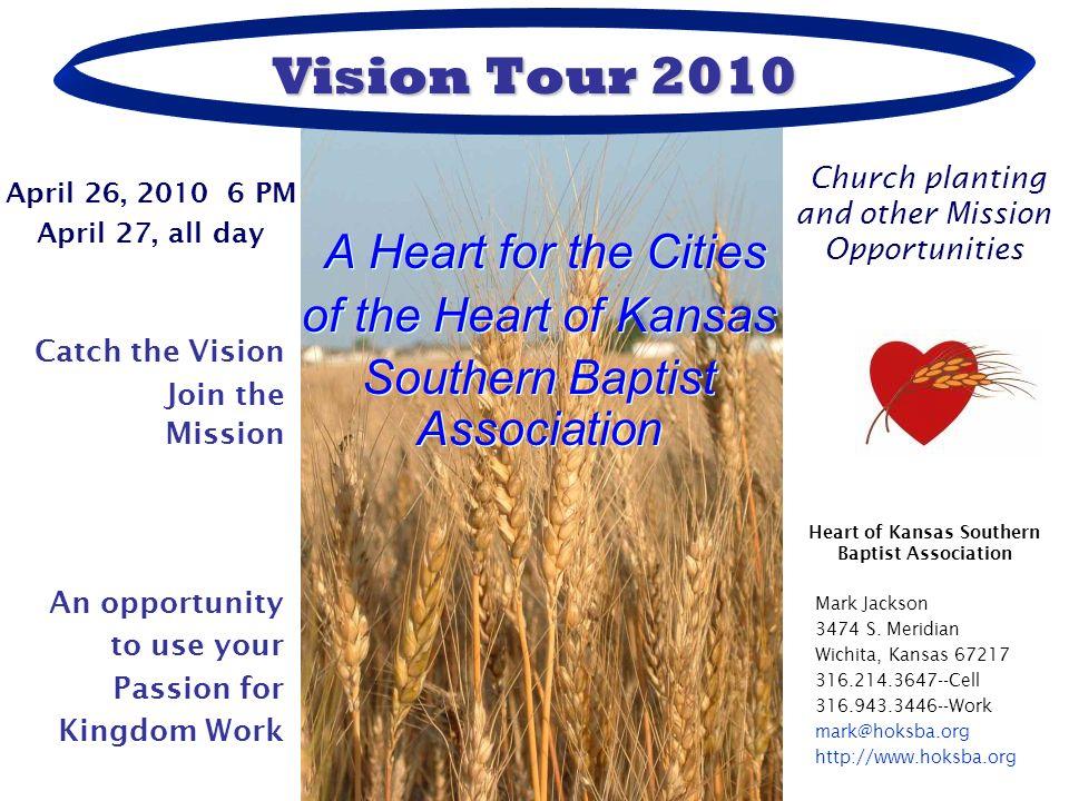 Heart of Kansas Southern Baptist Association